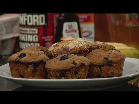 Mass Appeal Flourless banana oatmeal muffins