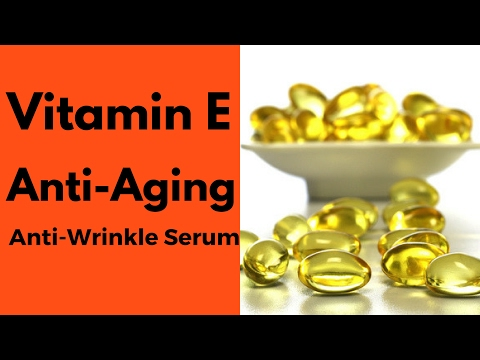 Vitamin E Oil For Face | Get Clear, Healthy and Flawless Skin FAST | Best Anti-Aging Face Mask 2017