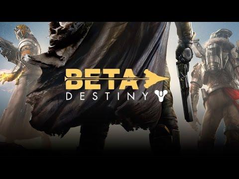 Destiny Beta Free with Xbox Gold Membership!