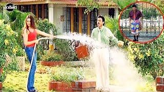 Arthi Agarwal And Venkatesh Funny Comedy Scene In Garden | Telugu Comedy Videos | Vendithera