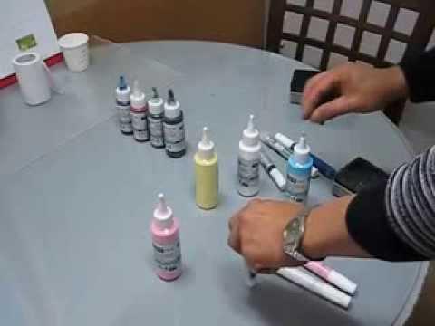 liquid chalk marker refill video3 ebay