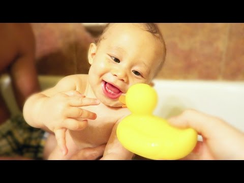 RUBBER DUCKY YOU'RE THE ONE!