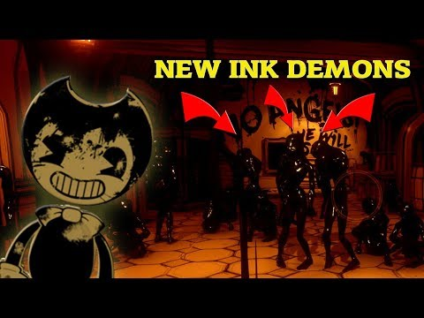 Bendy and the Ink Machine Chapter 4 Part 1 Rescue Boris Twin Toys Jumpscare