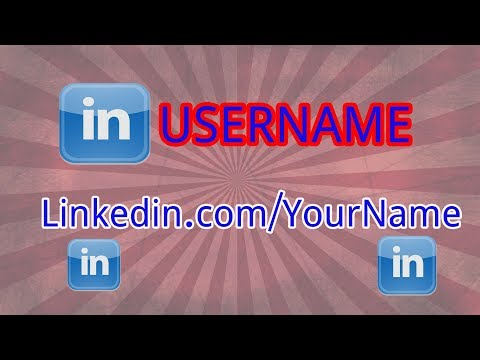 How to change / customize your public profile URL on LinkedIn