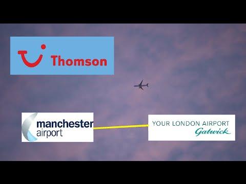 Thomson Airways Flight 9891 (Manchester to Gatwick)
