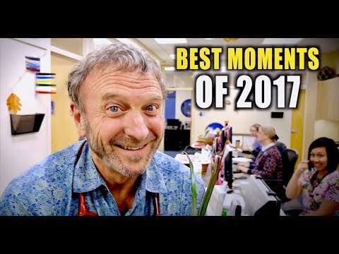 BEST MOMENTS of 2017 (Compilation) | Dr. Paul