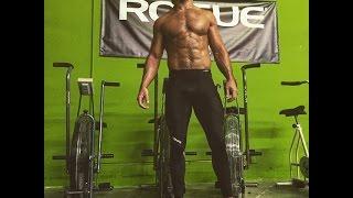 WWE Seth Rollins Crossfit workout/training