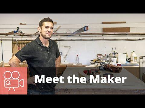 Meet the Maker - Joshua Rose Woodwork