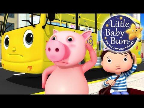 Nursery Rhymes Going Wrong! | Original Songs By LittleBabyBum!