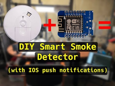 Smart Smoke Detector Build