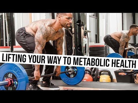 Deadlifting Your Way to Metabolic Flexibility