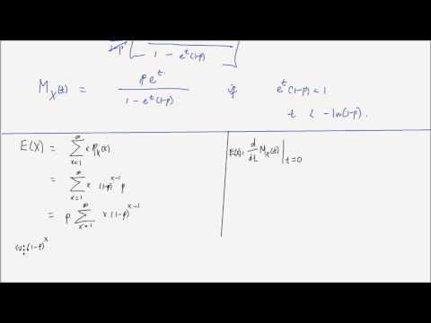 Lesson 17: Geometric Distribution part II