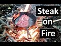 Download Steak on Fire - Friday Food MP3,3GP,MP4