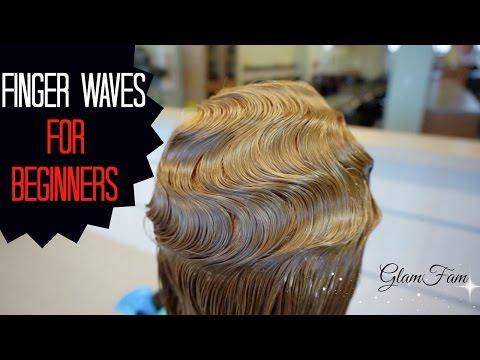 How to do Fingerwaves for Beginners