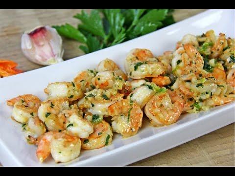The Ultimate Garlic Shrimp Recipe.