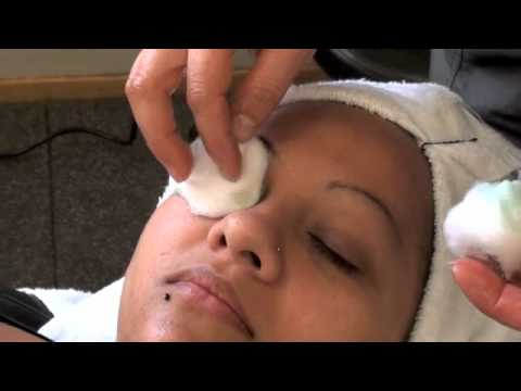 COSMETOLOGY; FACIAL FOR DRY SKIN ( RED DERMAL LIGHT)