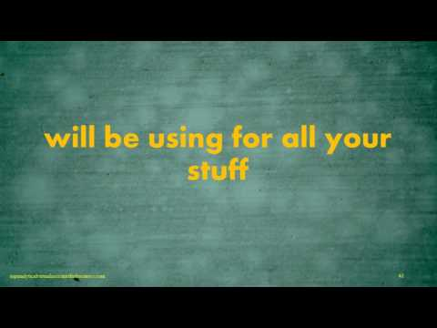 (The Secret Weapon Tutorial Part 1) Email + Evernote + GTD