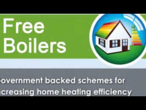 Free Boiler Grant Scheme