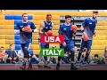 USA Vs Italy Match Highlights 2019 Dodgeball World Championships Day 2