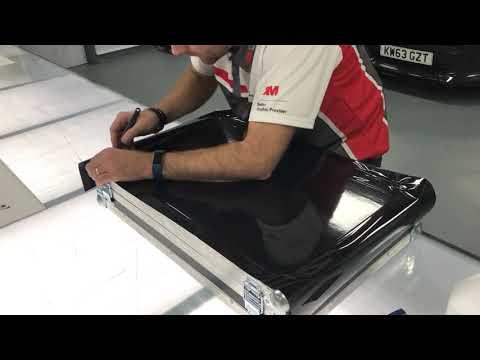 Spandex Innovation Days | Flight Case Wrap