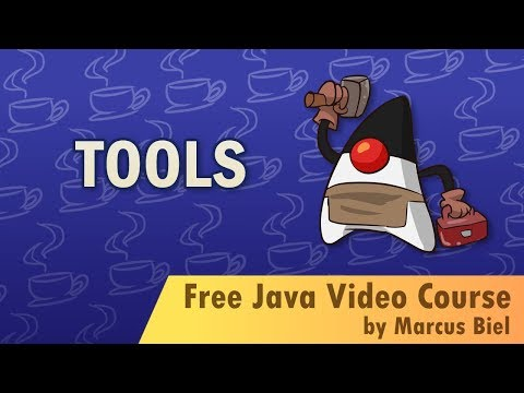 Java for Beginners 6 - Tools: IntelliJ Idea, Junit, Maven
