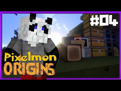 Pixelmon Origins - Episode 4 - POKEBALL COUPONS! (Pixelmon 4.0.4 Survival SMP)