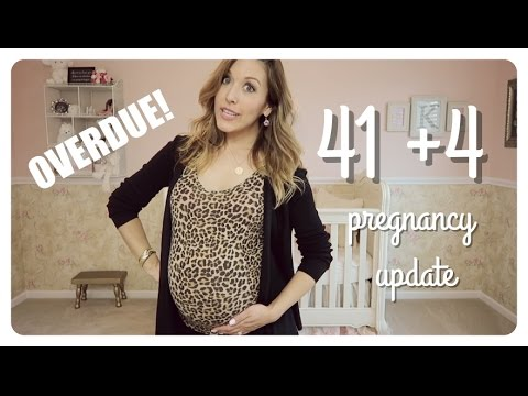 overdue pregnancy update | ways to induce labor?!