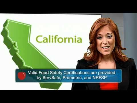 The Difference Between the California Food Handler Card and The Food Safety Certification