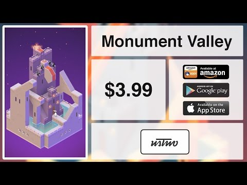 Mobile Marketplace: Monument Valley
