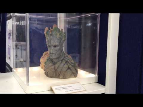 3d printing - Imaginables Australia at supanova Melbourne 2015 with 3dhubs and Ultimaker.