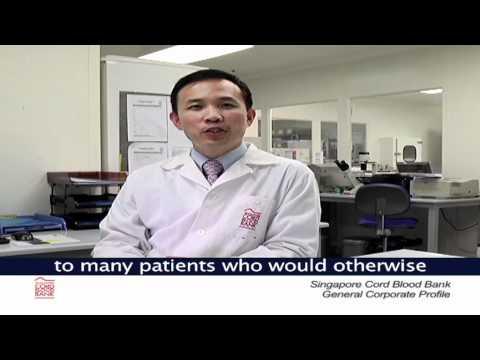 Singapore Cord Blood Bank (SCBB) Introduction