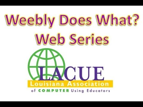 Weebly How to Change the Title of Your Site and Use the More Elements