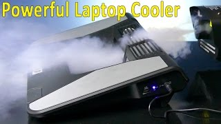 Centrifugal Turbine Cooling Fan | The Most Power Laptop Cooler?