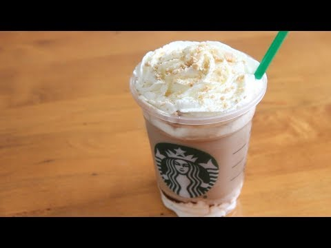 Starbucks S'mores Frappuccino | SweetTreats