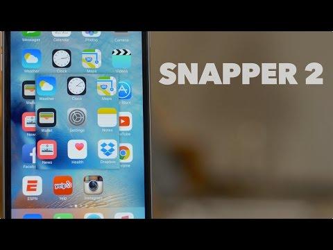 Cydia Tweak: Snapper 2