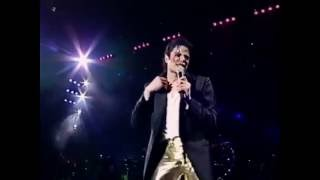 Michael Jackson - Off The Wall Medley Live in Auckland November 9, 1996