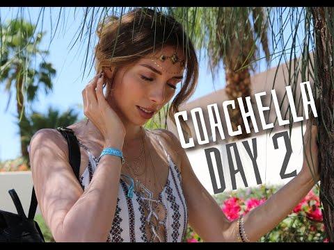 VLOG: Coachella 2016   WEEKEND 1   DAY 2. Музыкальный фестиваль Коачелла