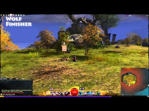 GW2 Finisher: Wolf