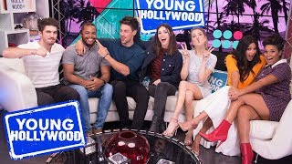 Grand Hotel Cast Spill on Eva Longoria & Give Love Advice
