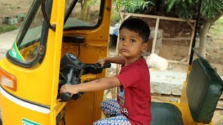 4 Year Old Kid Working with Auto | Video for Kids | kids Auto video