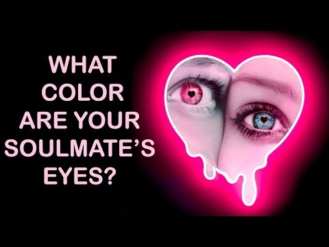 WHAT COLOR ARE YOUR SOULMATE'S EYES? Love Personality Test | Mister Test