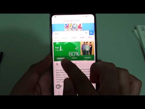 Samsung Galaxy S8: Easy Trick to Quickly Change Webpage Text Size