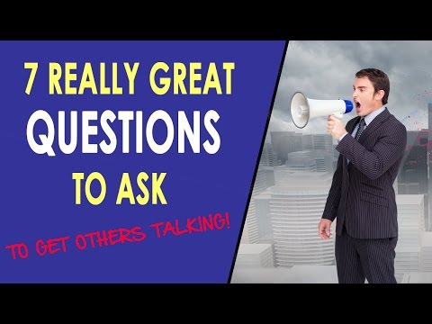 How to Ask Good Questions - Good Questions to Ask