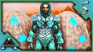 Giga Breeding Frenzy! Giga Mutations And 1300 Eggs! - Ark: Ragnarok [dlc Gameplay E78]