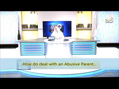 How to deal with Abusive Parents? - Sheikh Assim Al Hakeem