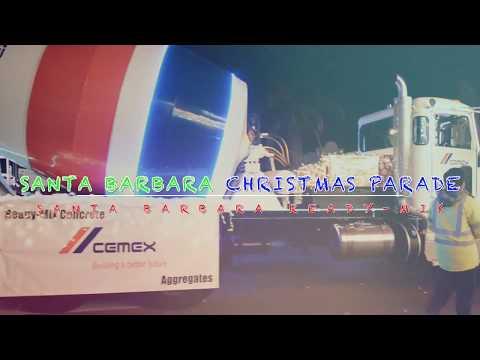 2017 Cemex SoCal Christmas Parade Participation