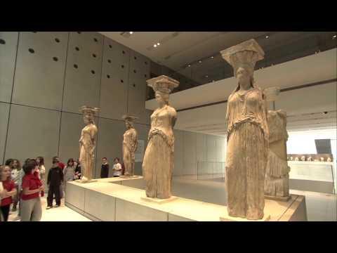 A short visit to the Acropolis Museum