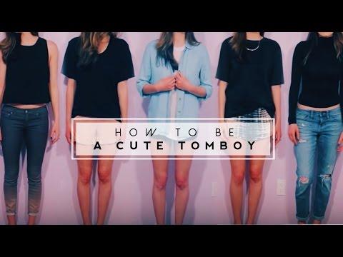Tomboy Girly Lookbook 2015  // Haley Ivers