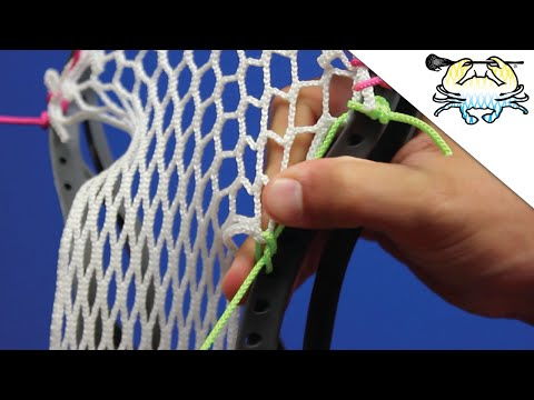 Tutorial: How to String a Knot
