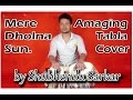 Mere Dholna Sun.. Amaging Tabla Cover by Shubhendu Sarkar  HD Video 720p